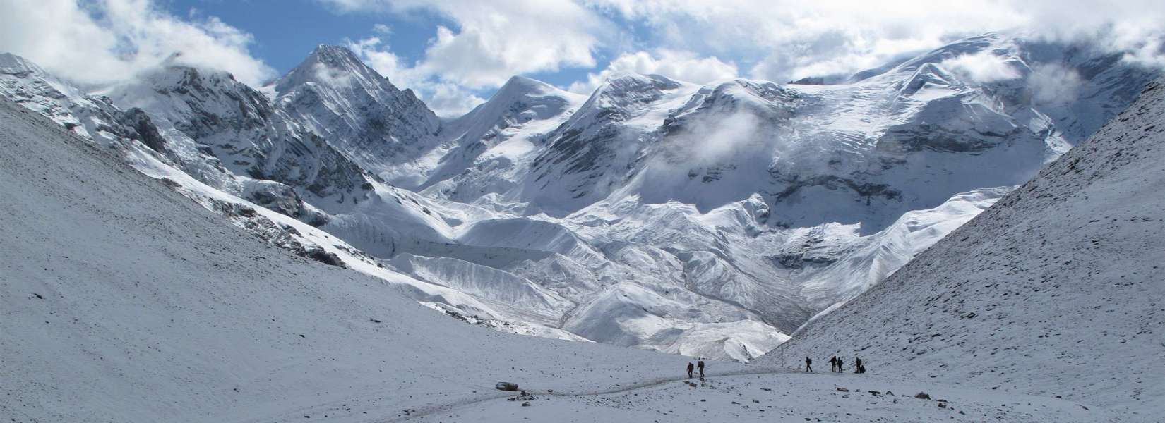 Full Annapurna Circuit Trek