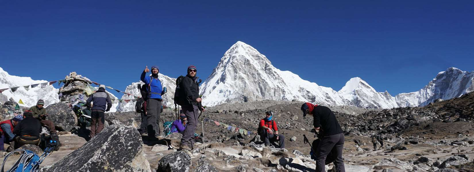 High Altitude Sickness in Nepal