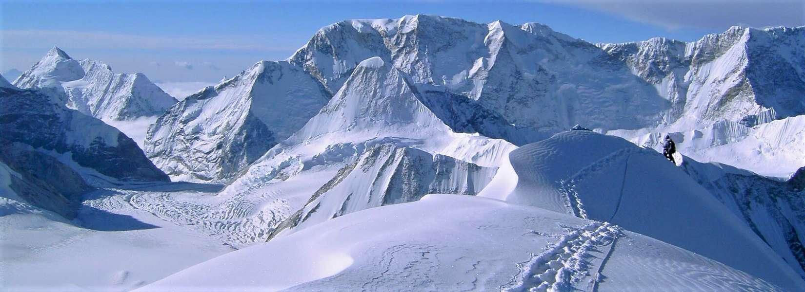 Mera peak climbing experience