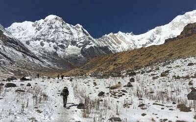 Short Annapurna Base Camp Trekking